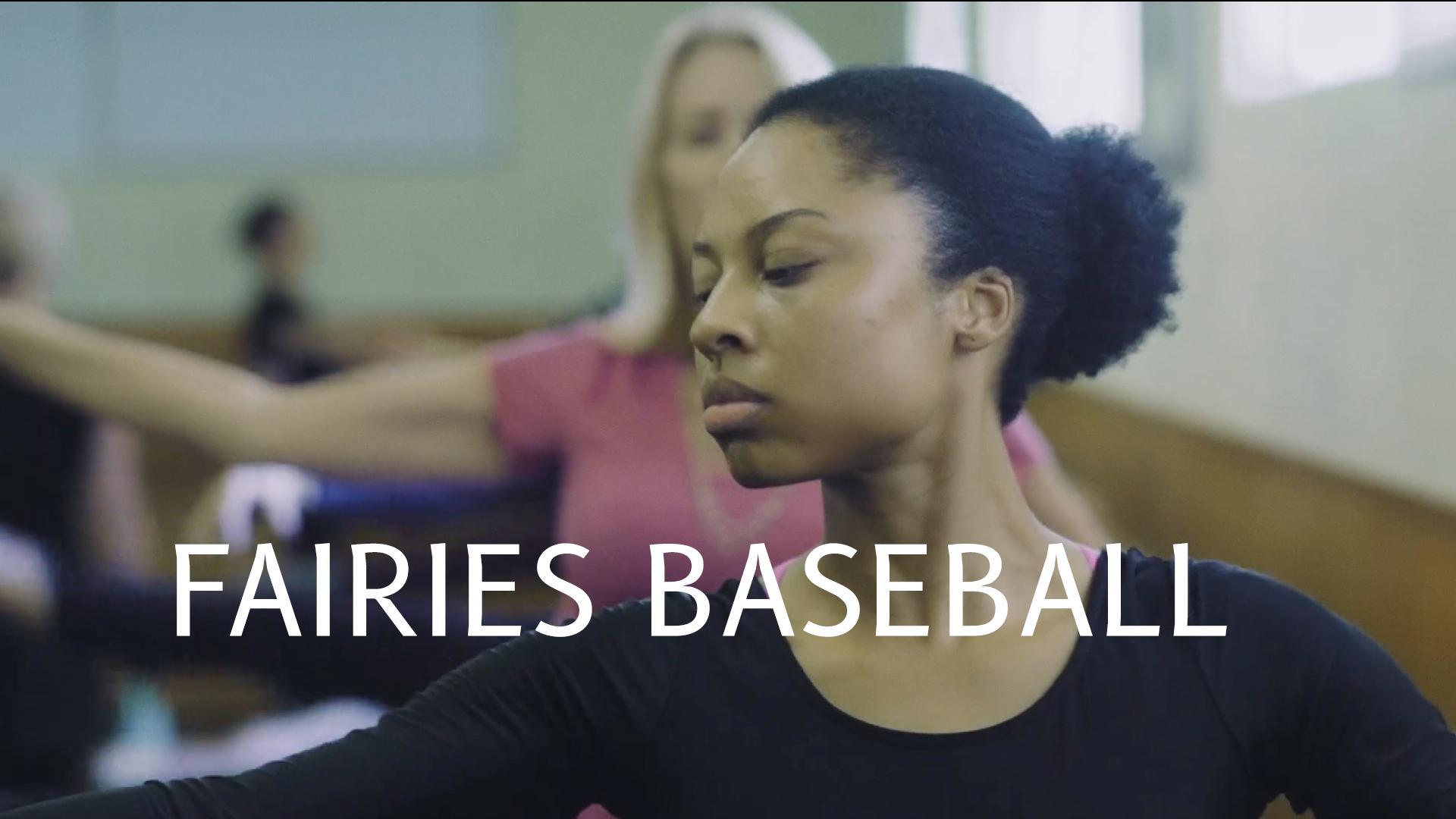 Fairies Baseball