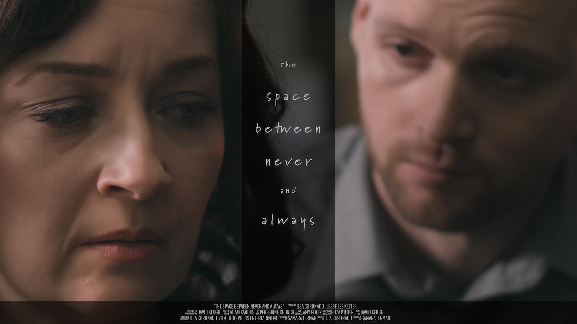 The Space Between Never And Always
